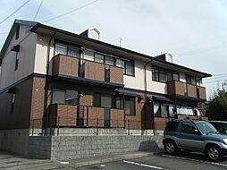 愛知県知多市つつじが丘4丁目の賃貸アパートの外観