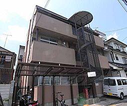 京都府京都市西京区桂乾町の賃貸マンションの外観