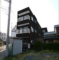 埼玉県桶川市東2丁目の賃貸マンションの外観