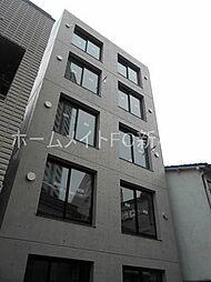 東京都港区白金6丁目の賃貸マンションの外観