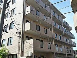 神奈川県横浜市港北区樽町3丁目の賃貸マンションの外観