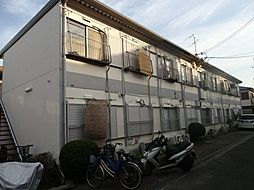 大阪府豊中市庄内幸町4丁目の賃貸アパートの外観