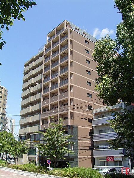 第22やたがいビル 9階の賃貸【広島県 / 広島市南区】