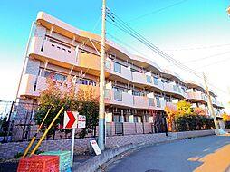東京都西東京市栄町2丁目の賃貸マンションの外観