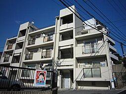 ニュー帝塚山マンション[3階]の外観