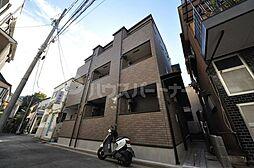 東京メトロ千代田線 町屋駅 徒歩5分の賃貸アパート