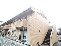 兵庫県加古川市尾上町口里の賃貸マンションの外観