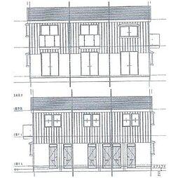 福岡県北九州市小倉南区津田4丁目の賃貸アパートの外観