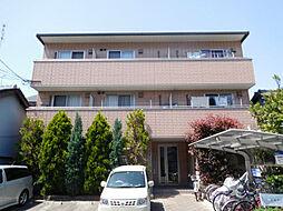 大阪府守口市平代町の賃貸アパートの外観