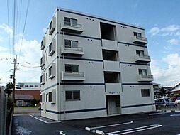 ユーミー小松B[1階]の外観