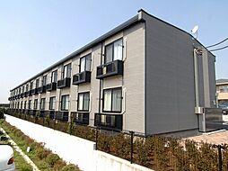 千葉県船橋市三咲7丁目の賃貸アパートの外観