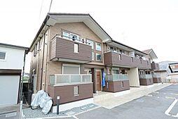 兵庫県伊丹市北園2丁目の賃貸アパートの外観
