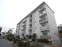 兵庫県明石市大久保町高丘7丁目の賃貸マンションの外観