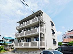 静岡県三島市南本町の賃貸マンションの外観