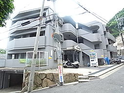 兵庫県神戸市灘区城の下通3丁目の賃貸マンションの外観
