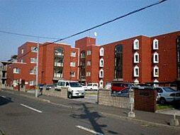 北海道札幌市中央区南十一条西21丁目の賃貸マンションの外観