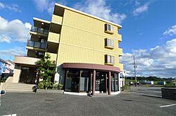 兵庫県加古川市神野町西条の賃貸マンションの外観
