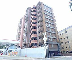 京都府京都市下京区御影堂町の賃貸マンションの外観