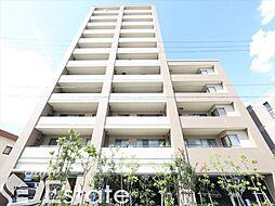 愛知県名古屋市東区矢田南3丁目の賃貸マンションの外観