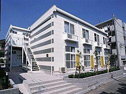 埼玉県さいたま市北区櫛引町2丁目の賃貸アパートの外観