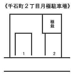 大手モール駅 0.8万円