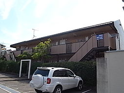 兵庫県明石市太寺4丁目の賃貸アパートの外観
