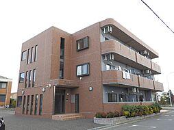 三重県四日市市楠町小倉の賃貸マンションの外観