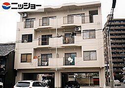 黒川第三ビル[3階]の外観