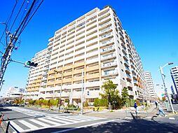 ロイヤルパークス西新井[4階]の外観