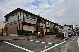 兵庫県姫路市青山4丁目の賃貸アパートの外観