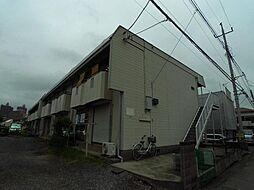 第2鈴木コーポ[2階]の外観