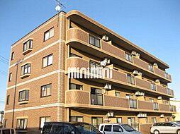 宮城県仙台市若林区六丁の目中町の賃貸マンションの外観