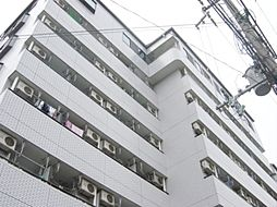 大阪府大阪市東淀川区下新庄4丁目の賃貸マンションの外観