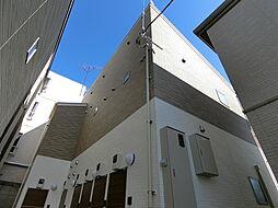 東京都練馬区豊玉北1丁目の賃貸アパートの外観
