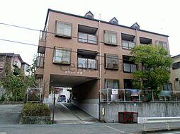 ボナール中西[2階]の外観