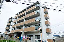 岡山県岡山市北区伊島町2丁目の賃貸マンションの外観