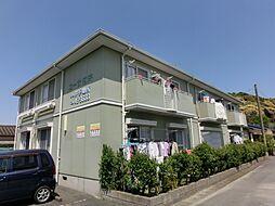 カーサ村井[102号室号室]の外観