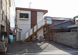 ハーモネイト[2階]の外観