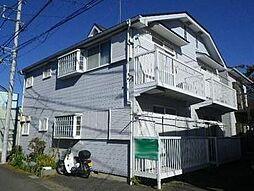 神奈川県横浜市泉区中田西3丁目の賃貸アパートの外観