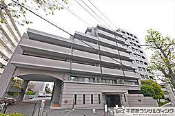 兵庫県神戸市中央区熊内町5丁目の賃貸マンションの外観