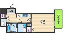 レジデンス志野[7階]の間取り