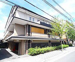 京都府京都市南区大宮通八条下る九条町の賃貸マンションの外観