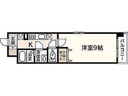 第28友建ビル[11階]の間取り