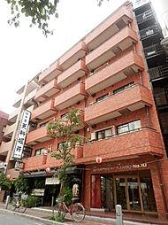 アパートメント麻布No.10[3階]の外観