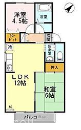 新井口駅 4.8万円