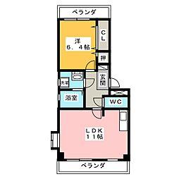 【敷金礼金0円!】エトワール桜 A棟
