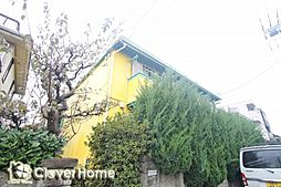 神奈川県相模原市南区相模大野1丁目の賃貸アパートの外観