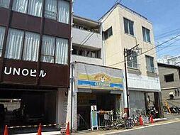 コーポAYUMI[201号室]の外観