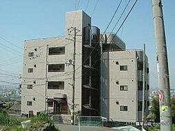 ビューハイツA&K[3階]の外観