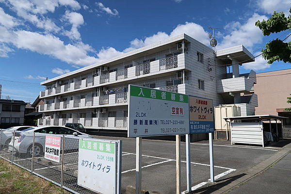 ホワイトヴィラ 2階の賃貸【群馬県 / 前橋市】